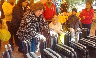 Pide DIF Capitalino donar silla de ruedas y aparatos ortopédicos a quién lo necesita