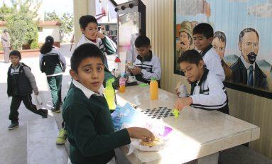 Continúa Plan de Alimentación Saludable en escuelas soledenses