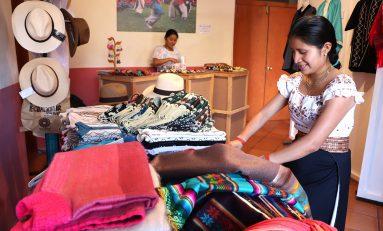 Exposición de Ecuador, como país invitado en Festival de la Cantera ha sido exitoso