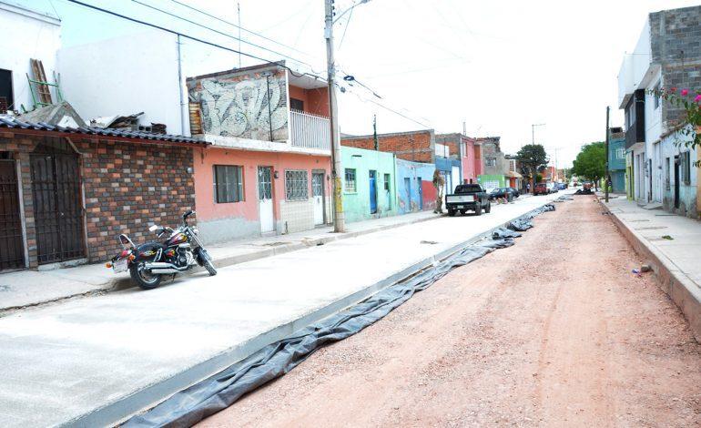 Inicia vaciado de concreto en importante vialidad en for Vaciado de locales en barcelona