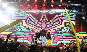 "El embajador del reggaetón ""J. Balvin"", paraliza el ""Festival de la Cantera"""