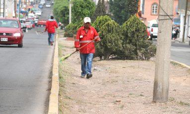 Más de 12 toneladas de desechos gracias a labores de limpieza en vialidades