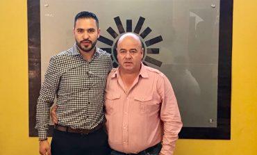 José Luis Fernández Martínez deja presidencia del PRD en San Luis Potosí