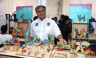 """""""Puro Potosino"""" promociona sus productos en pabellón de La Cantera"""
