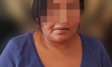 Mujer tras barrotes por engañar y defraudar a personas