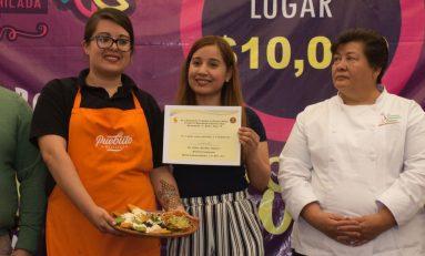 Realizan con éxito certamen gastronómico en el marco de la FENAE 2018