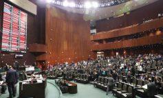 Van diputados por eliminación del fuero presidencial