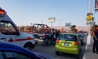 Policías frustran suicidio en Carretera a Matehuala