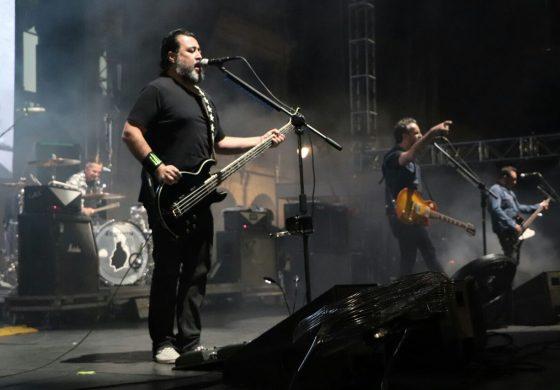 """La crítica social de """"Molotov"""" en el """"Festival de la Cantera"""" 2018"""
