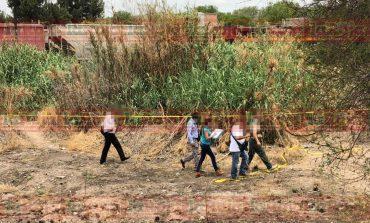 Encuentran asesinado a un hombre por casa del migrante