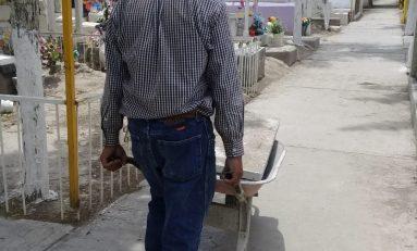 Rehabilitarán panteones municipales ante proximidad de festejos del Día de la Madre