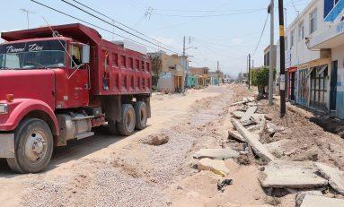 A finales de junio estaría lista la obra de rehabilitación en García Diego