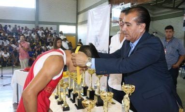 Segunda edición de Juegos Deportivos Municipales es clausurada por Alcalde Capitalino JCTC