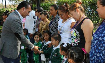 Gobierno Municipal y Cruz Roja brindan servicios en beneficio de la población de Villa de Pozos