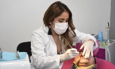 Más de 120 consultas médicas brinda el consultorio dental del DIF Municipal