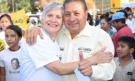 """""""Se ampliarán los programas de salud para las familias soledenses"""": Gilberto Hernández Villafuerte"""