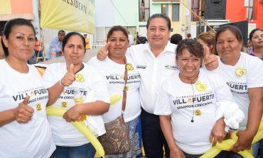 En Soledad, la seguridad pública no descansará, seguiremos luchando porque nuestras familias respiren mayor tranquilidad: GHV