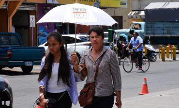 Hasta 40 ºC se esperan en Soledad, PC exhorta a la ciudadanía a tomar precauciones
