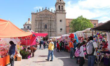Este 10 de Mayo, habrá mayor control con el comercio informal en el Centro Histórico
