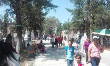 """Alertas en panteones municipales por tradicional visita en """"Día de las Madres"""": PC Municipal"""