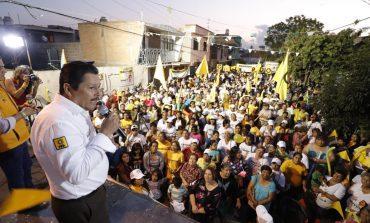Reforzaremos la seguridad de la capital con más policías: Gallardo Juárez