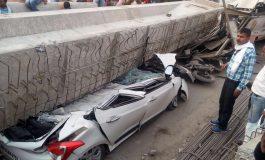 Puente se derrumba en Varanasi, al menos 12 muertos