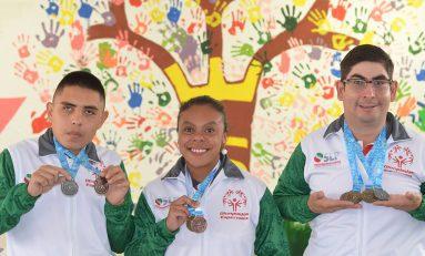 Usuarios de Centro Comunitario de Maravillas son medallists de Olimpiadas Especiales