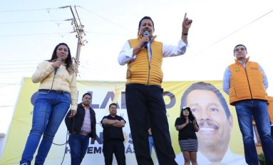 Apoyo total a las delegaciones de la capital: Gallardo Juárez
