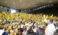 Multitud gallardista abarrota el Auditorio Miguel Barragán