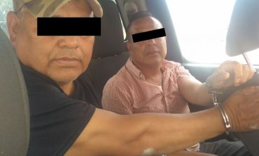 Detienen a sujetos por presunto robo a vehículo en Villa de Pozos