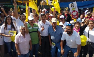 En Abastos Ricardo Gallardo Juárez se compromete a brindar servicios más eficientes y mayor seguridad
