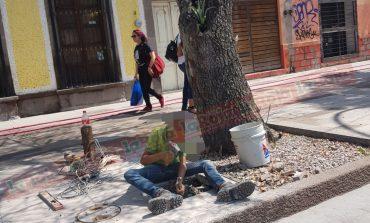 Empresa de Luis Mahbub explota a menores, denuncian