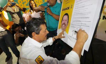 Comunidades de la capital contarán con más obras: Ricardo Gallardo Juárez