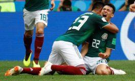 México sorprende al mundo venciendo a Alemania