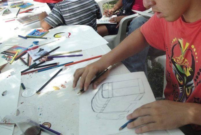 """Ayuntamiento invita a niños y niñas a participar en Concurso de dibujo infantil """"Pintando mi Centro Histórico"""""""