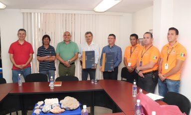 Instituto de Geología entrega Atlas de Riesgo actualizado al Ayuntamiento