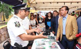 """Ayuntamiento de la Capital instala la """"Feria de la Prevención"""" en La Pila"""