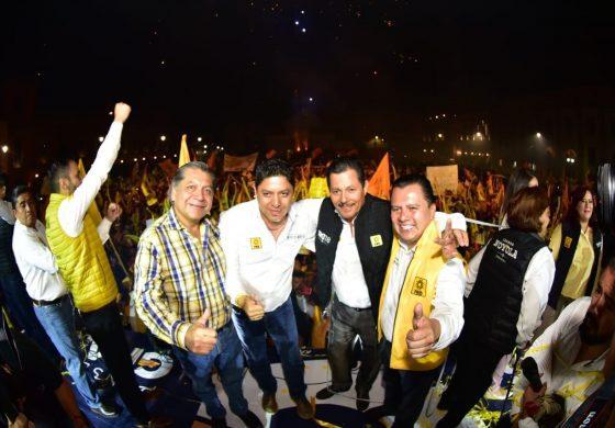 Tenemos el mejor proyecto para San Luis: Ricardo Gallardo Juárez