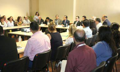Conferencia para dar continuidad a evaluación en transparencia del Ayuntamiento