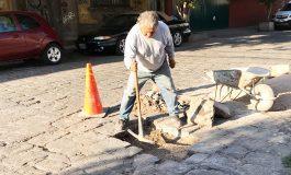 Alrededor de 100 baches atendidos por semana: Delegación Municipal de INTERAPAS
