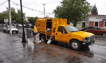 Suman 28 toneladas de basura removidas en zonas del Centro Histórico