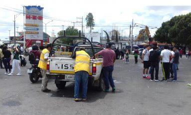 Ciudadanos se unen a la limpieza de excedentes al celebrar permanencia de la Selección Mexicana en Mundial