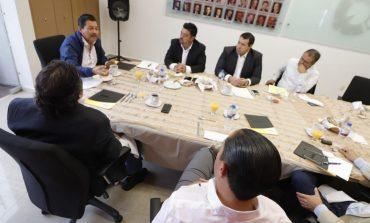 Organismos empresariales reconocen labor de Ricardo Gallardo Juárez