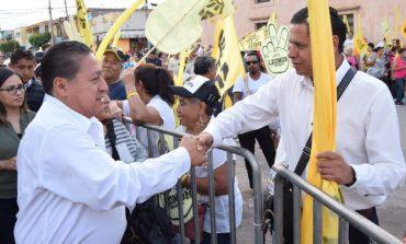 Ganaremos elección con un amplio margen: Gilberto Hernández Villafuerte