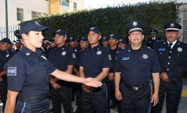 Seguridad Pública Municipal se fortalece con renovación gradual de agentes