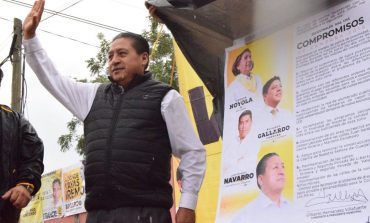 En los primeros 100 días de gobierno se impulsarán diversas obras: Gilberto Hernández Villafuerte
