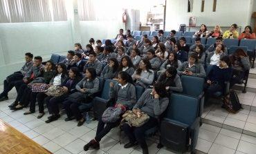 Continúan acciones de orientación a jóvenes para prevenir casos de violencia de género