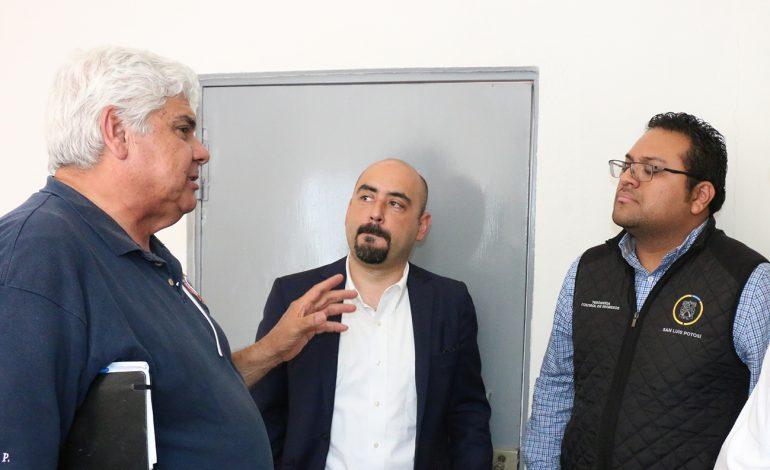 Ayuntamiento de la Capital cumple con pago a H. Cuerpo de Bomberos