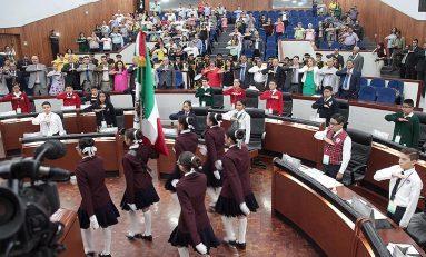 Legisladores infantiles demandaron más apoyos y cumplimiento de sus derechos
