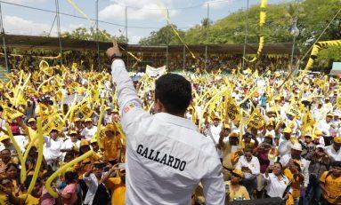 El PRD combatirá la pobreza y rezago de la Huasteca: Ricardo Gallardo Cardona